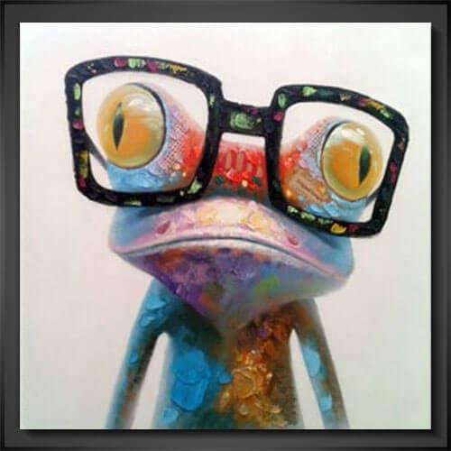 schilderijen online dieren