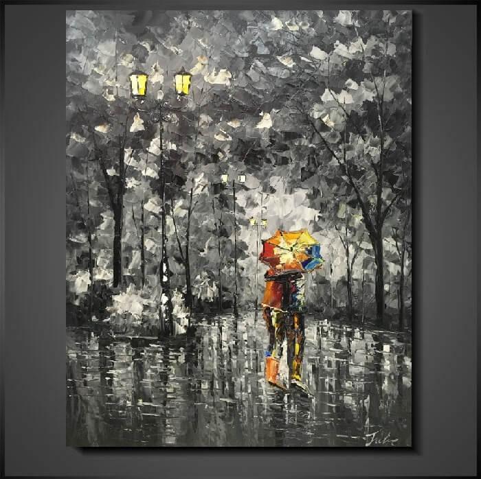 Moderne schilderijen kopen schilderijen modern for Moderne schilderijen