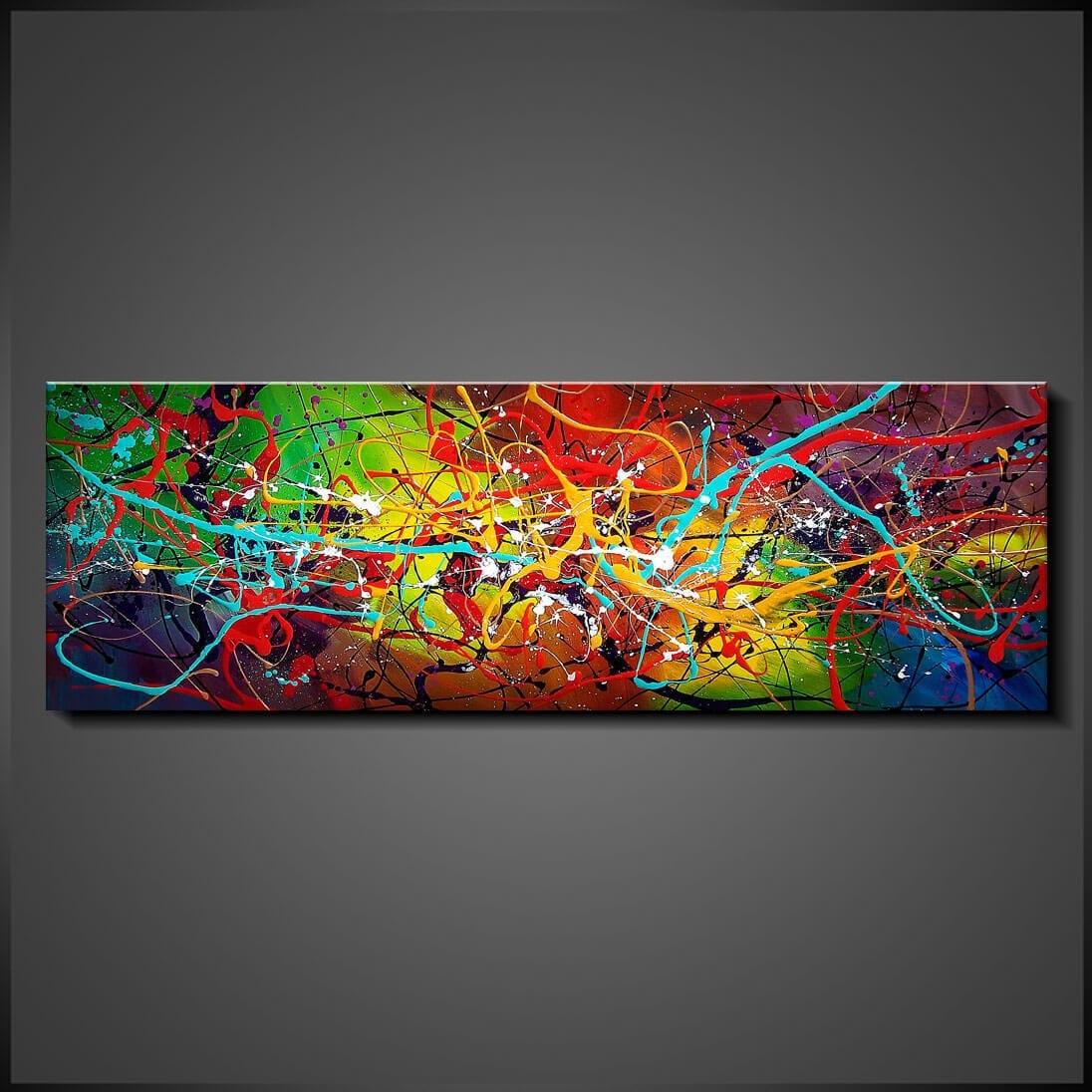 Super ABSTRACTE schilderijen | Koop abstracte schilderijen | Mynewart.nl PY-32