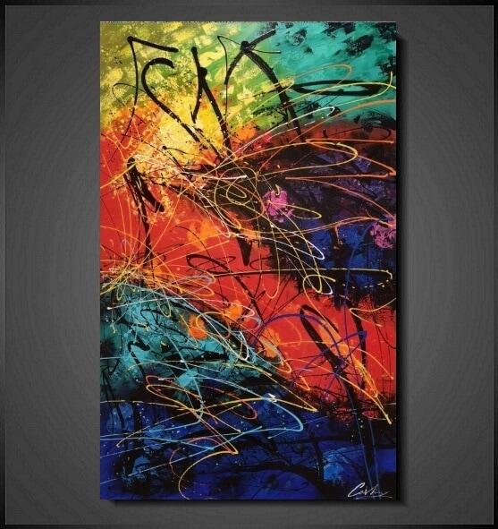 Grote Schilderij online