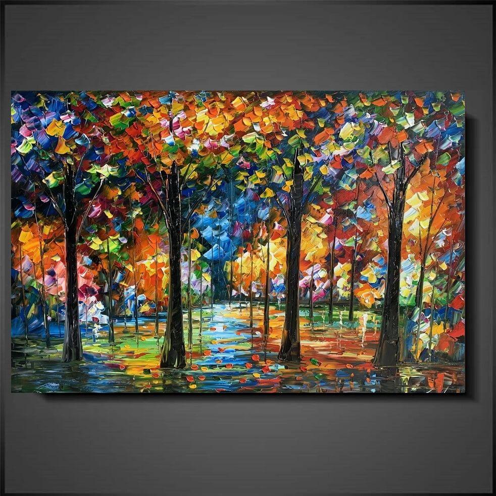 Meerluik Schilderijen