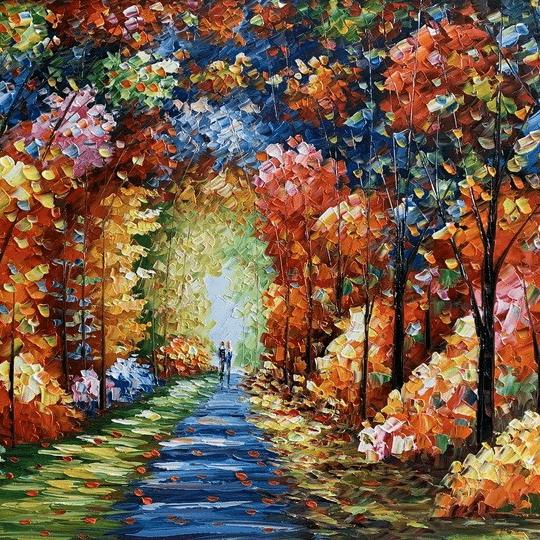 Modern Schilderij