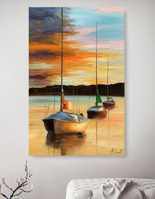 Modern Schilderijen